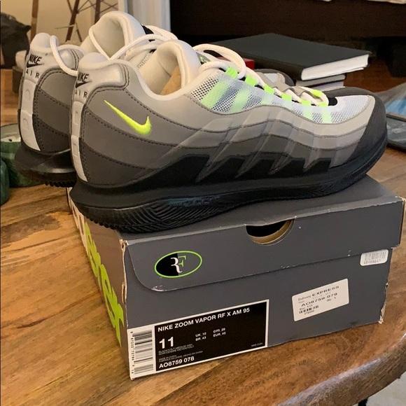 Nike Shoes | Nike Zoom Vapor Rf X Am 95